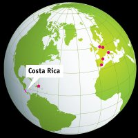 BioTropic in Costa Rica and the other international branches