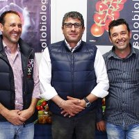 The founders of Alba Bio: Guglielmo, Vittorio and Gianni
