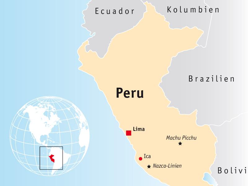 Lima Peru Karte.Biotropic Our Wonderful Peruvian Pomegranates